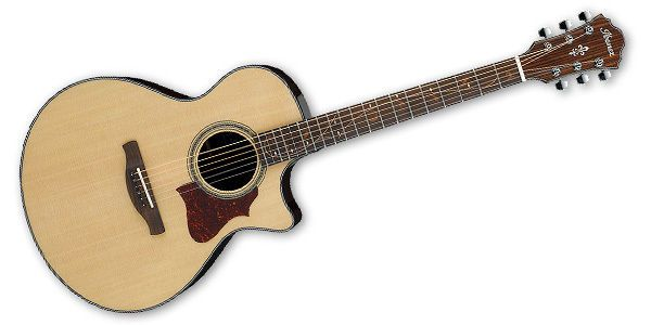 Ibanez AE305-NT ELECTRO ACOUSTIC GUITAR - NATURAL - AE305-NT