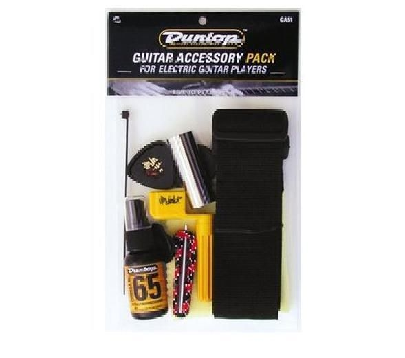 Jim Dunlop GA51 Accessory Pack for Electric Guitars  - Packed