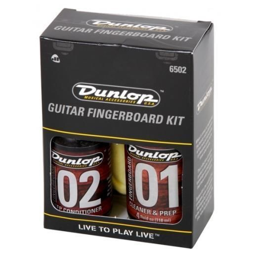 Jim Dunlop Guitar Fingerboard Kit 6502 - Packed