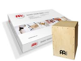 Meinl Make Your Own Cajon Box Set, Baltic Birch - MYO-CAJ