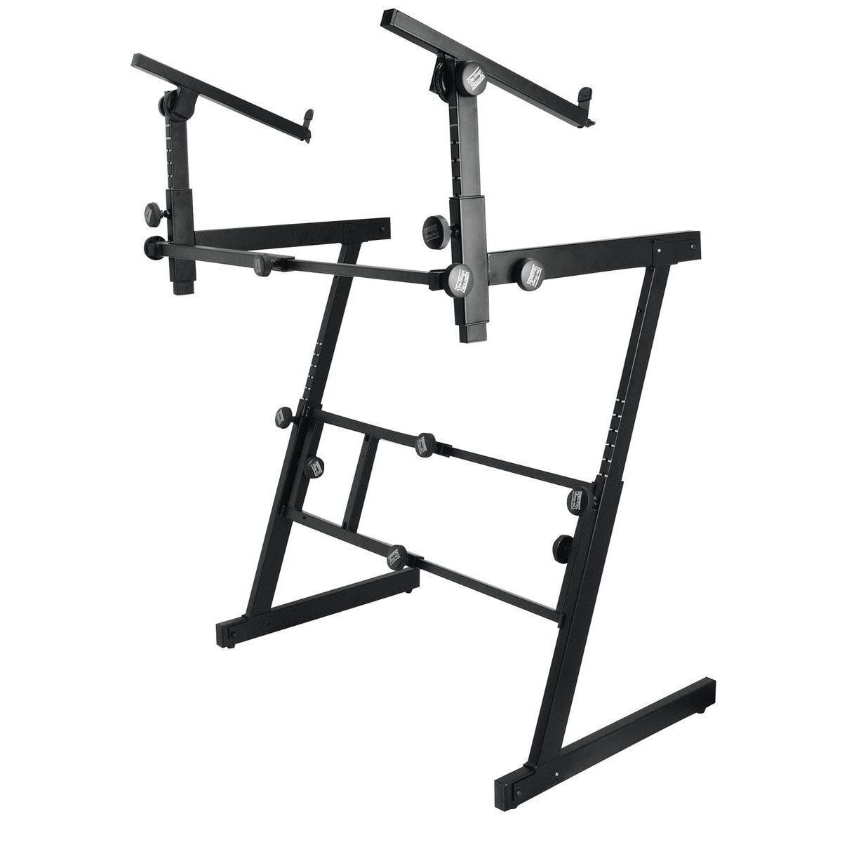 On Stage Stands Ks7365ej Folding Z Keyboard Stand With