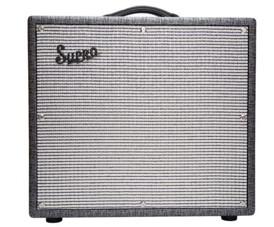 Supro Black Magick, Page, Hendrix - 25 Watt Tube guitar combo - New Boxed